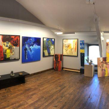 La galerie est ouverte tous les jours.